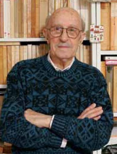 Maurice Gouarin poc abans de morir