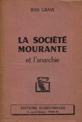 """Edició de 1948 de """"La société mourante et l'anarchie"""""""