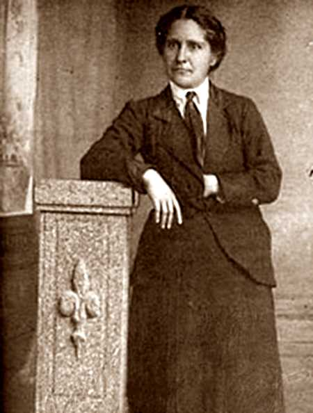 Juana Belén Gutiérrez de Mendoza