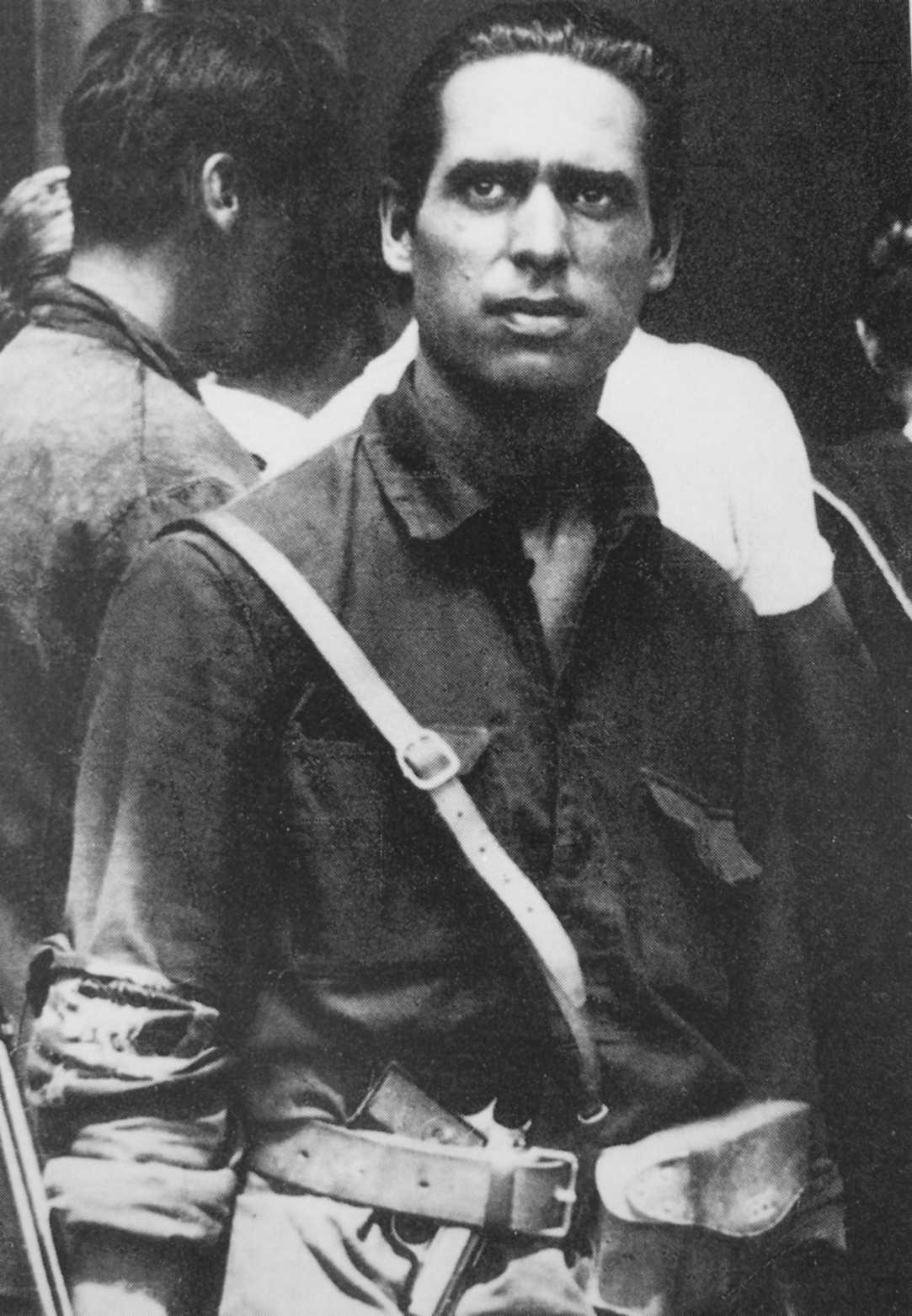 Helios Gómez Rodríguez (Expedició Bayo, agost de 1936)
