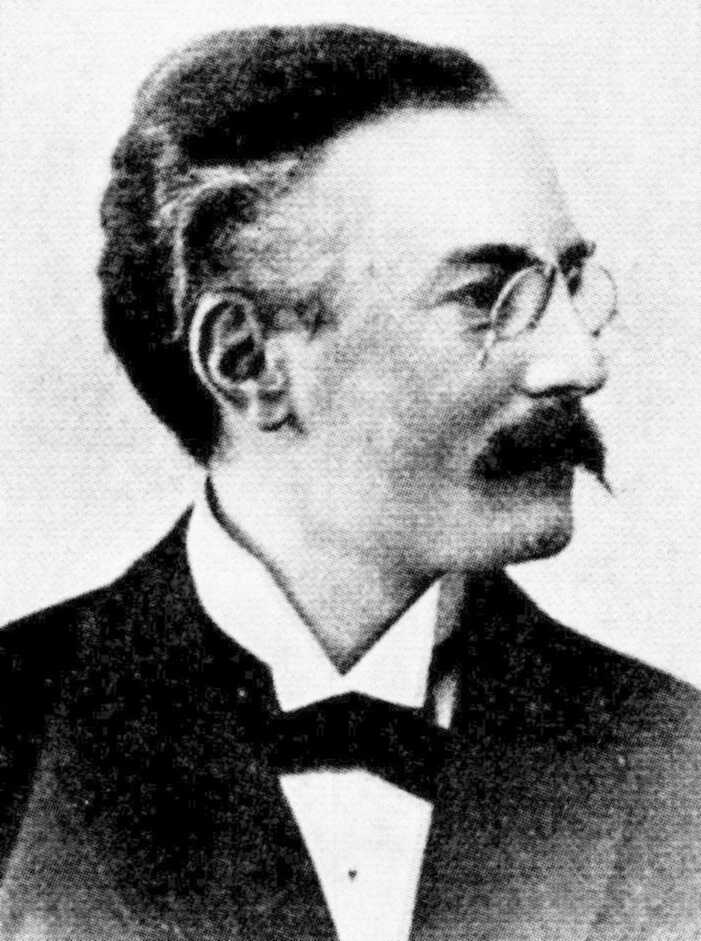 Gustaf Henriksson Holmberg (ca. 1900)