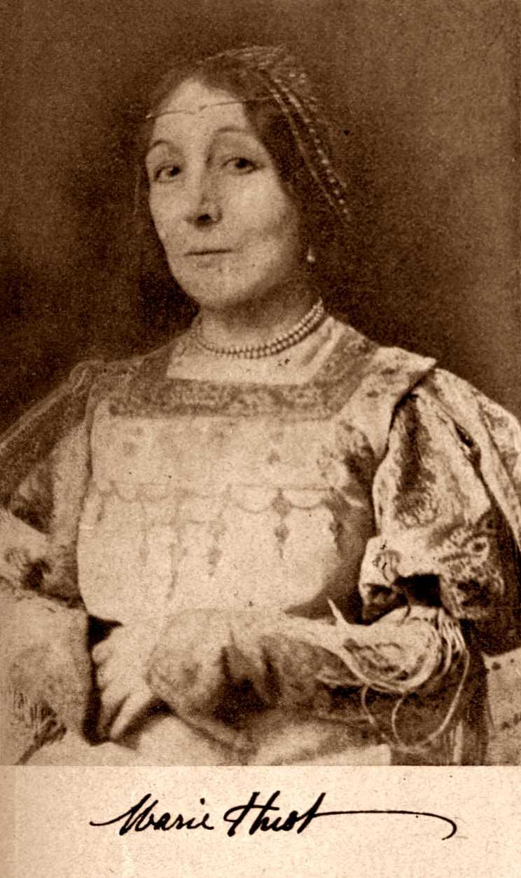 Marie Huot (ca. 1908)