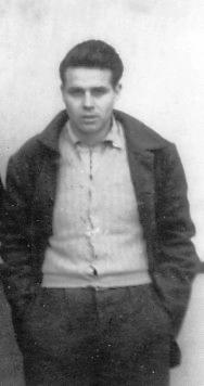 José Ibáñez Sebastián a la presó de Sant Miquel dels Reis