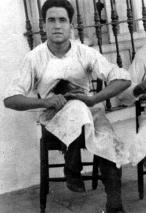 El sabater Pedro Jiménez Sánchez