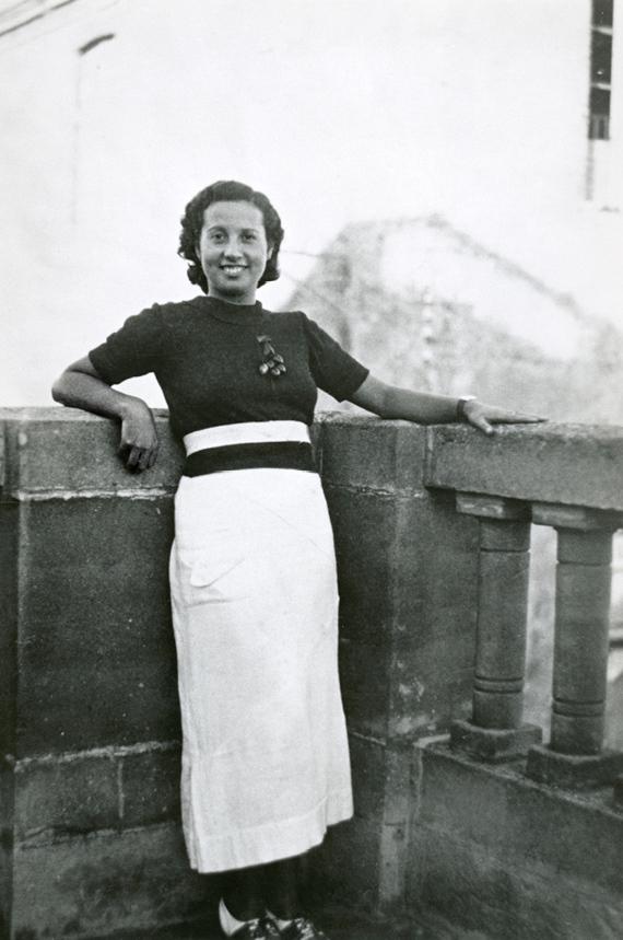 Rosa Laviña (Palafrugell, 1937)