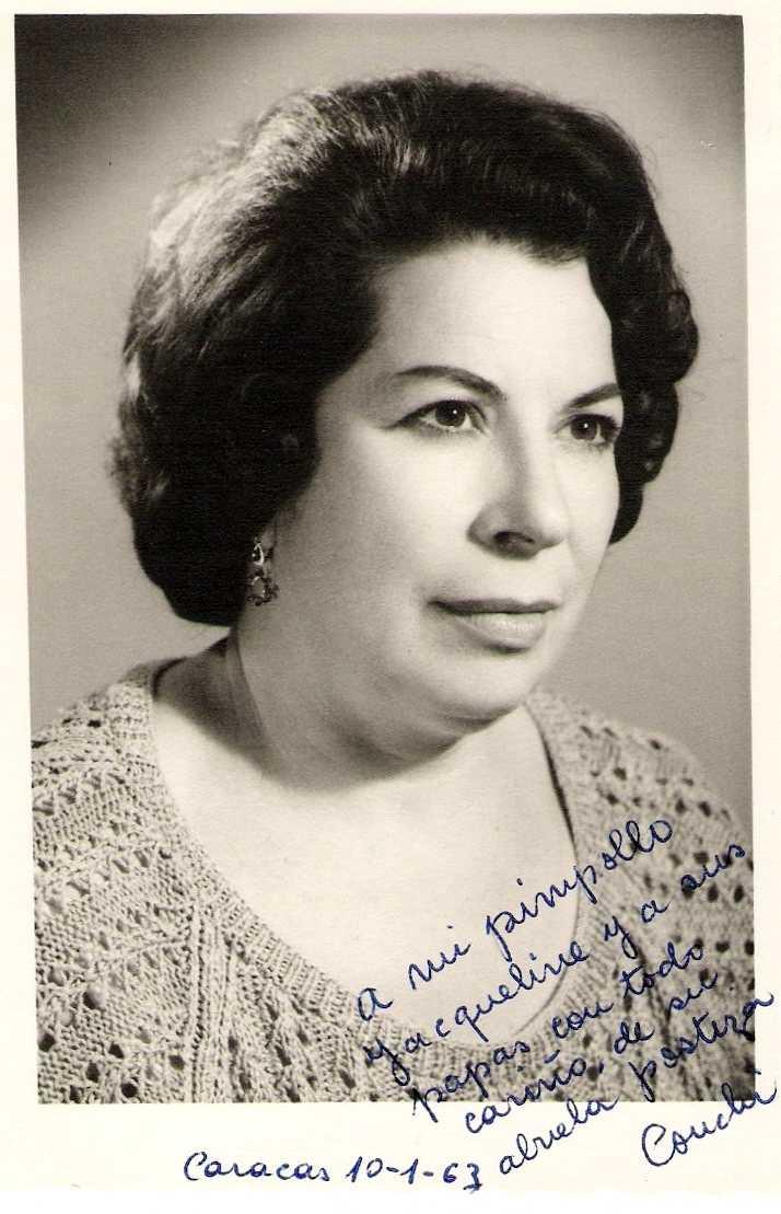 Concha Liaño (Caracas, 1963)