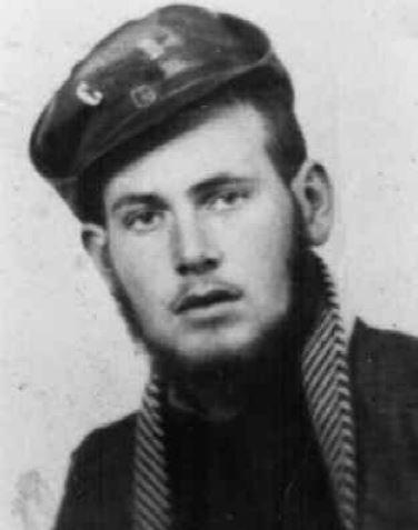 El milicià Josep Lladós Tarragó