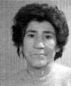 María Lozano Molina
