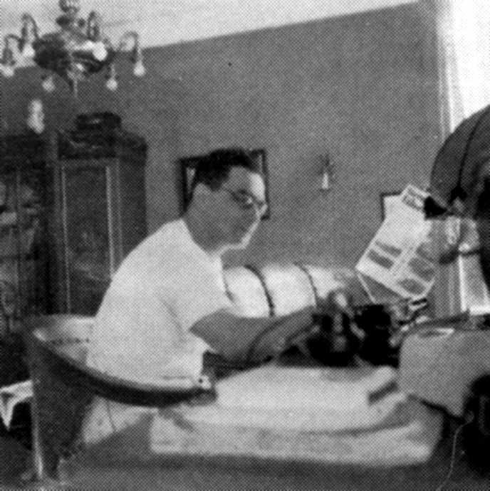 "Jacobo Maguid a la redacció de ""Tierra y Libertad"" (Barcelona, 1937)"