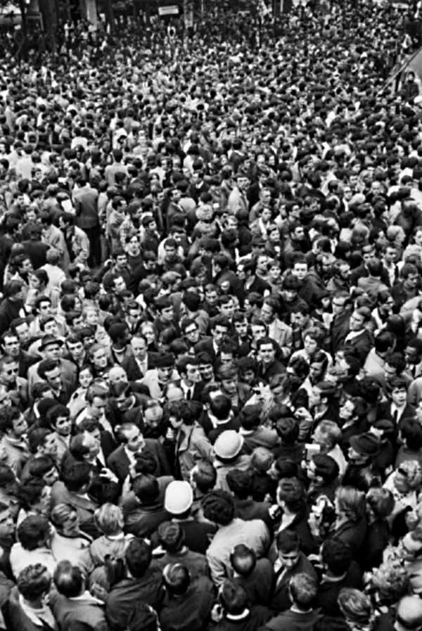 París, 13 de maig de 1968