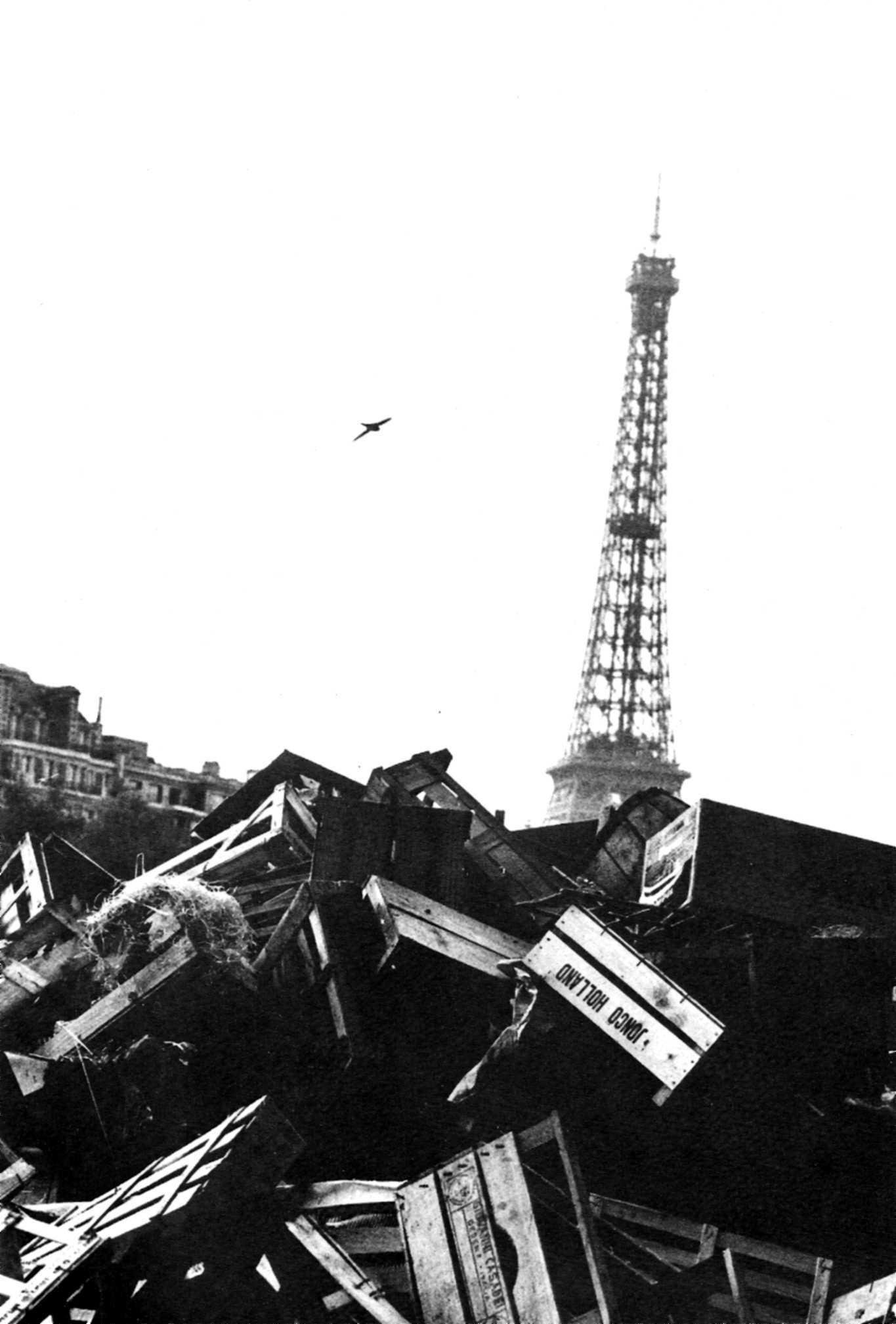 París és ple de brutícia