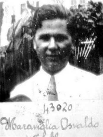 Foto policíaca d'Osvaldo Maraviglia