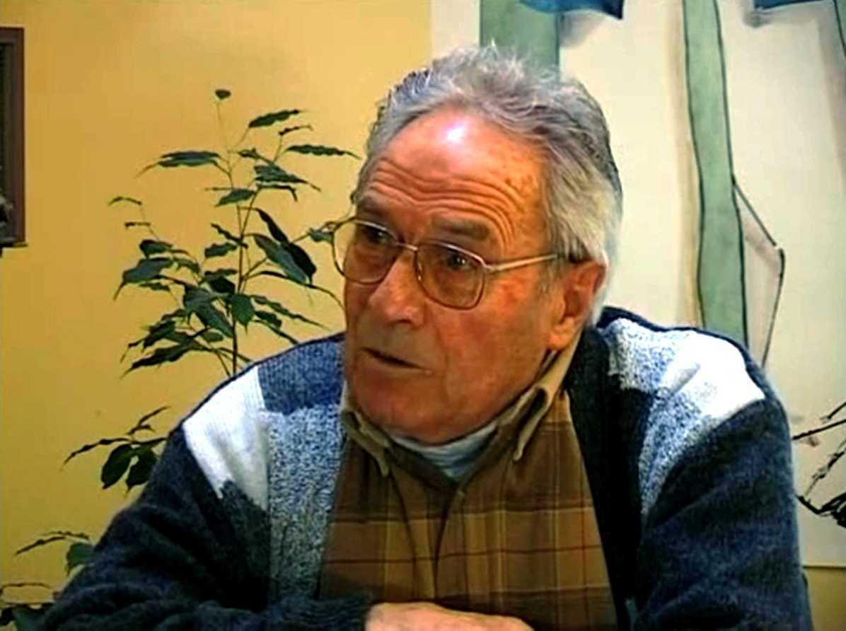 """Emilio Marco Pérez en el documental """"Mémoires sociales"""" (2006)"""