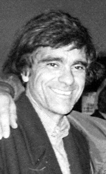 José Martín-Artajo fotografiat per Phil Ruff (Londres, 1976)