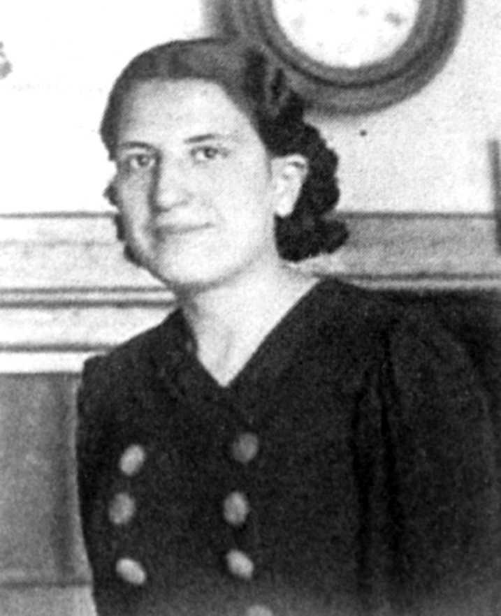 María Martínez Sorroche