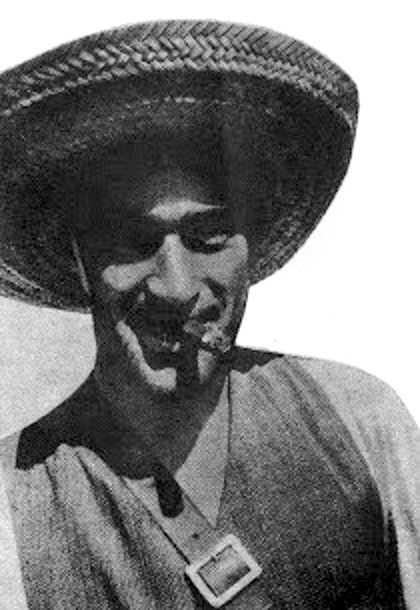 "Rafael Martí (""Pancho Villa"") al front"