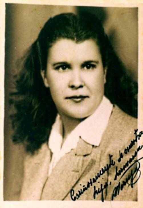 Maruja Lara (circa 1940)
