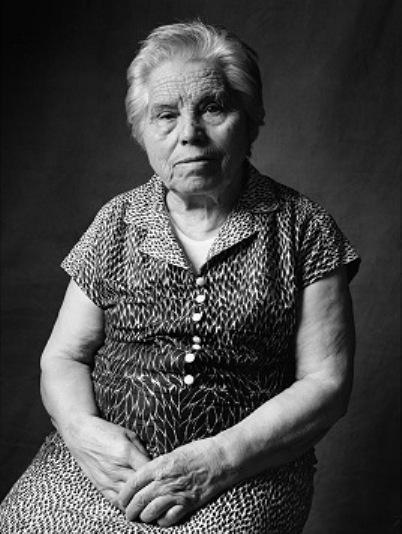 Matilde Escuder, fotografiada por Sofía Moro