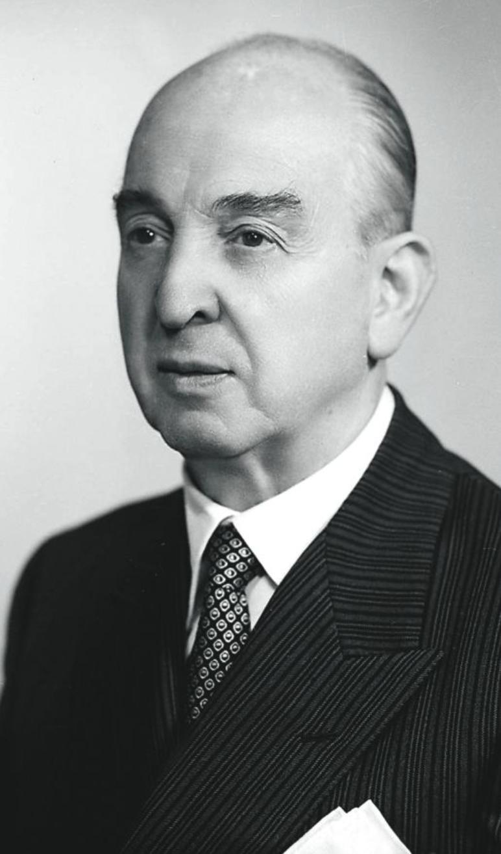 Melchor Rodríguez fotografiat per Alfonso (1964)