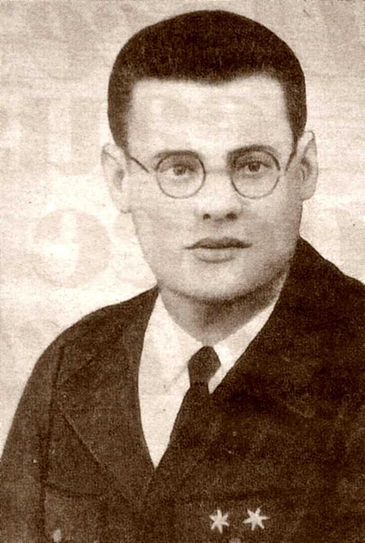 Sebastian Mendívil Urquijo, tinent de l'Exèrcit republicà