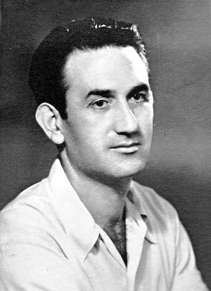 José Mérida Rafols (ca. 1939)