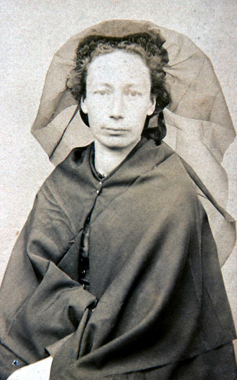 Louise Michel durant el Consell de guerra de 1871