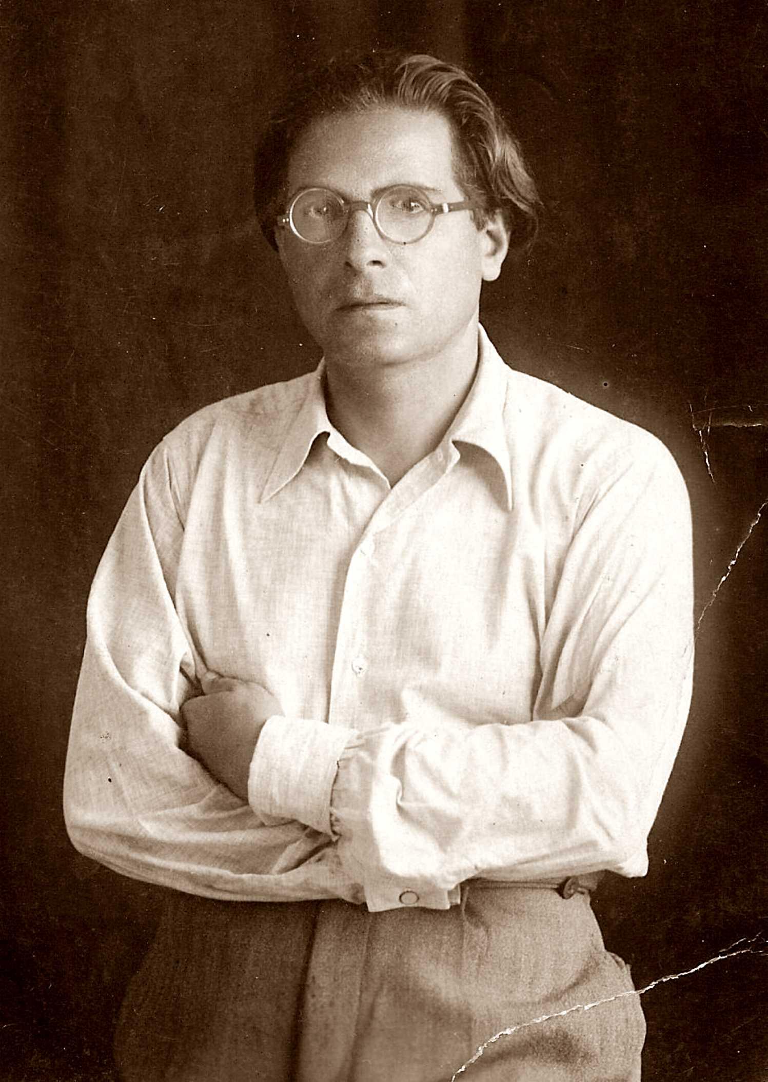 Bruno Misèfari confinat a Ponça (1931)