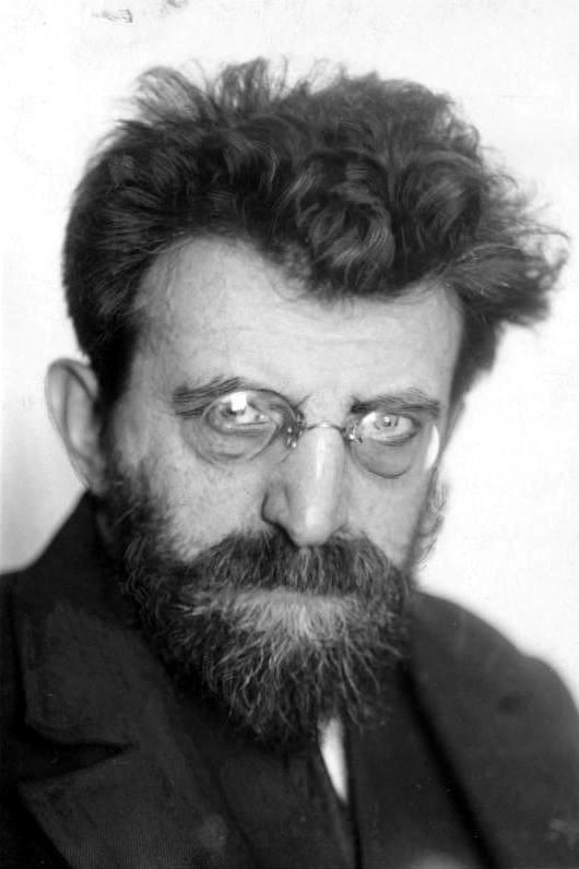 Erich Mühsam (ca. 1928)