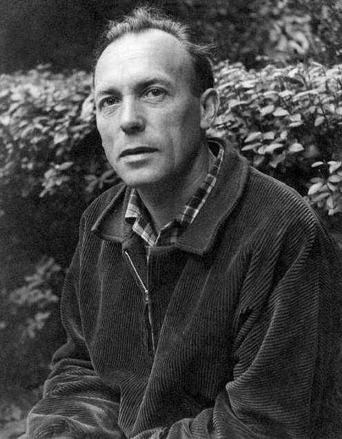 Georges Navel fotografiat per Roger Parry