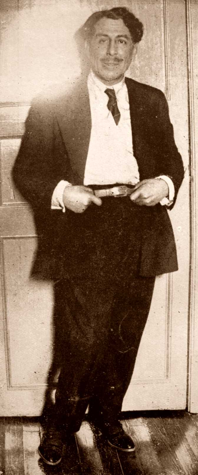 Rodolfo González Pacheco (1938)