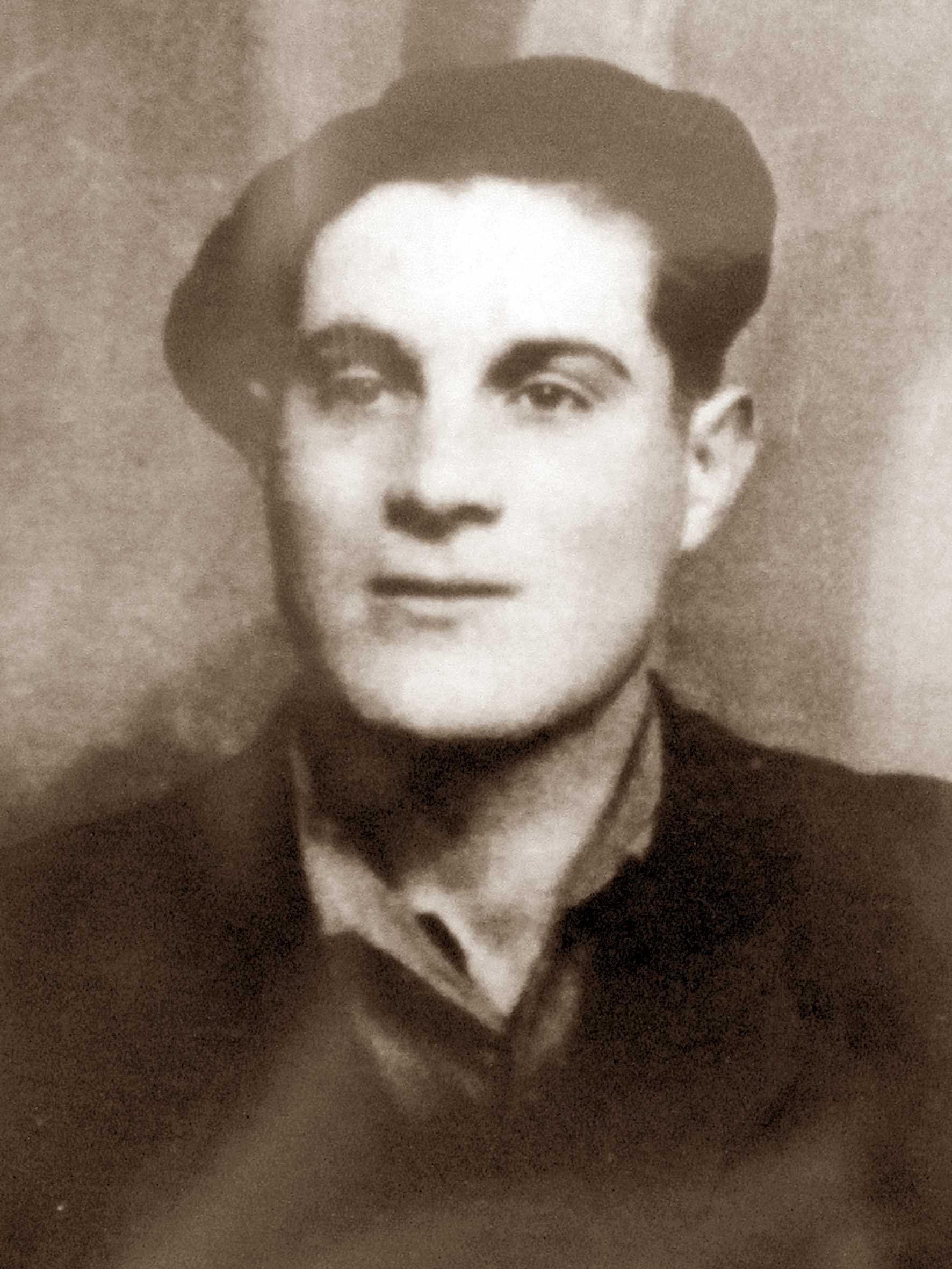 El tinent Félix Padín Gallo