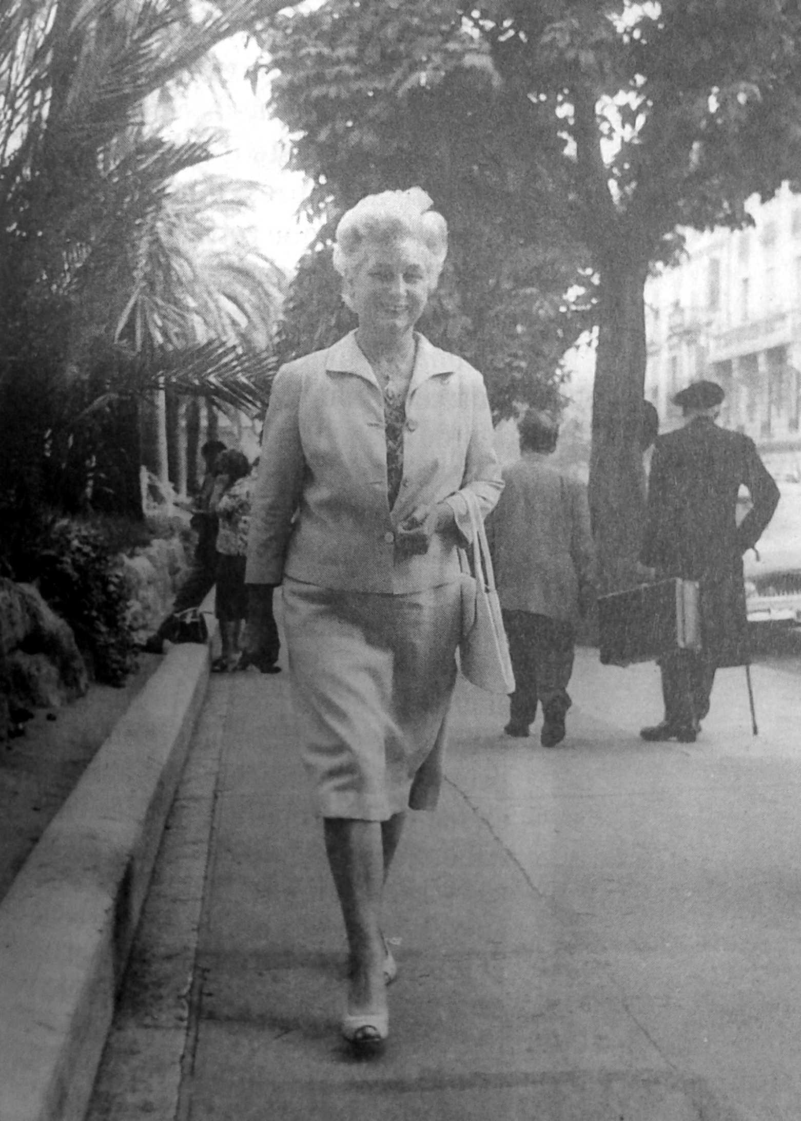 Hélène Patou (verano de 1962)