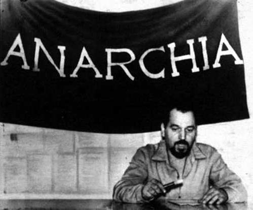 """PINELL el Círculo Anarquista """"Ponte della Ghisolfa» (Milán, 1968)"""