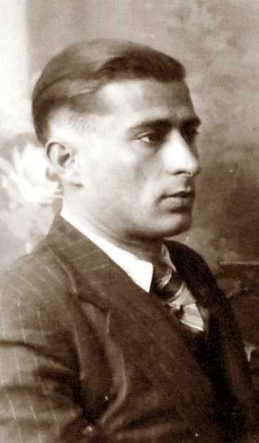 Jesús Pino Sech (1942)