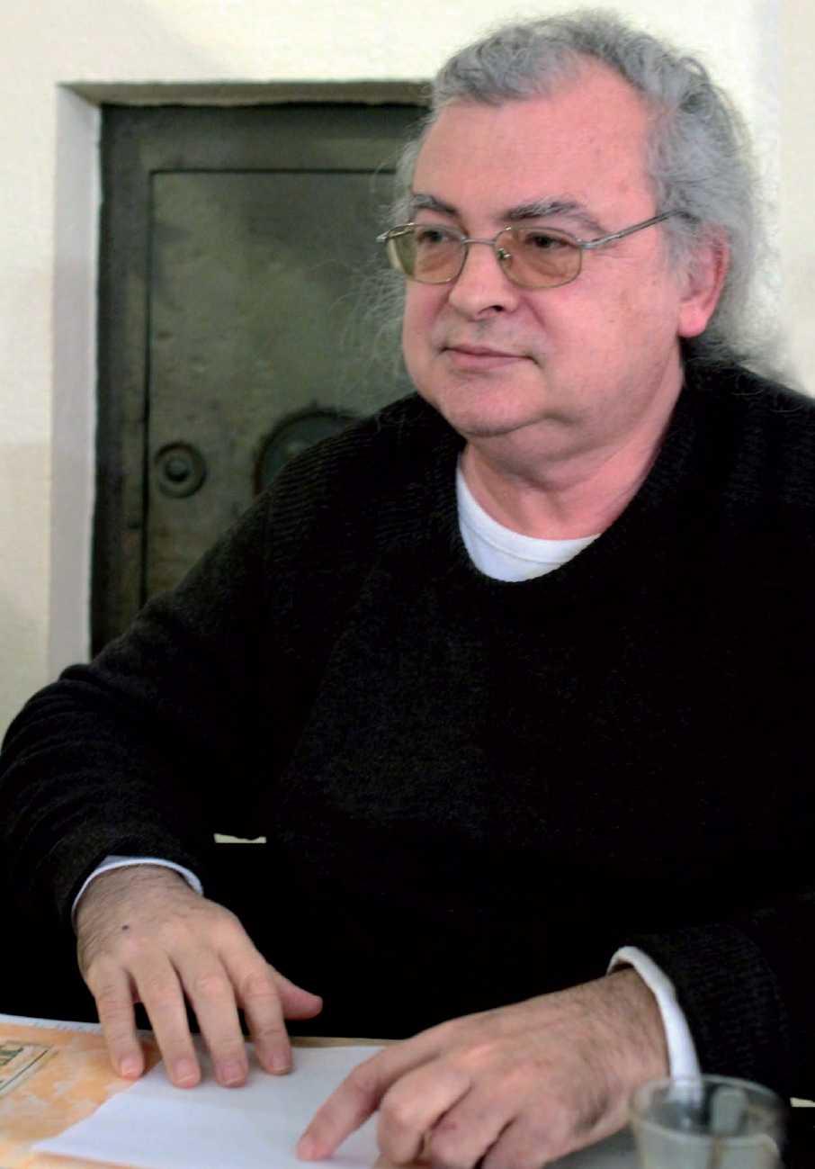 Miquel-Dídac Piñero Costa fotografiat per Eduard Punset (2011)