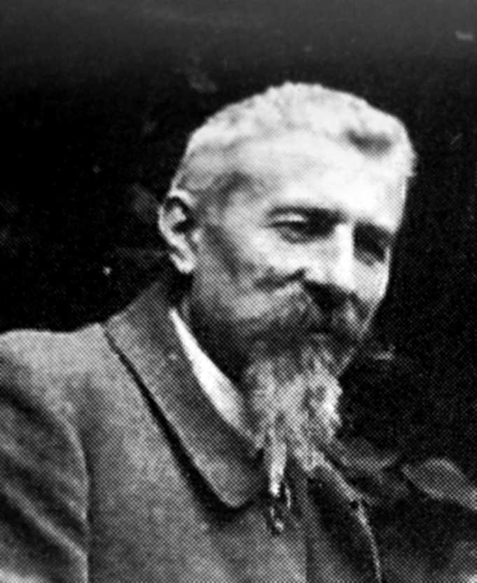 Émile Pouget (Palaiseau, 1 d'agost de 1915)