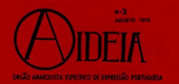"Capçalera d'""A Ideia"""