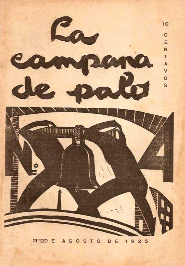 "Portada de ""La Campana de Palo"""