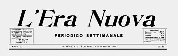 """Capçalera de """"L'Era Nuova"""""""