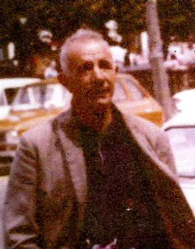 Mariano Puzo Cabero en los años sesenta en Perpiñán