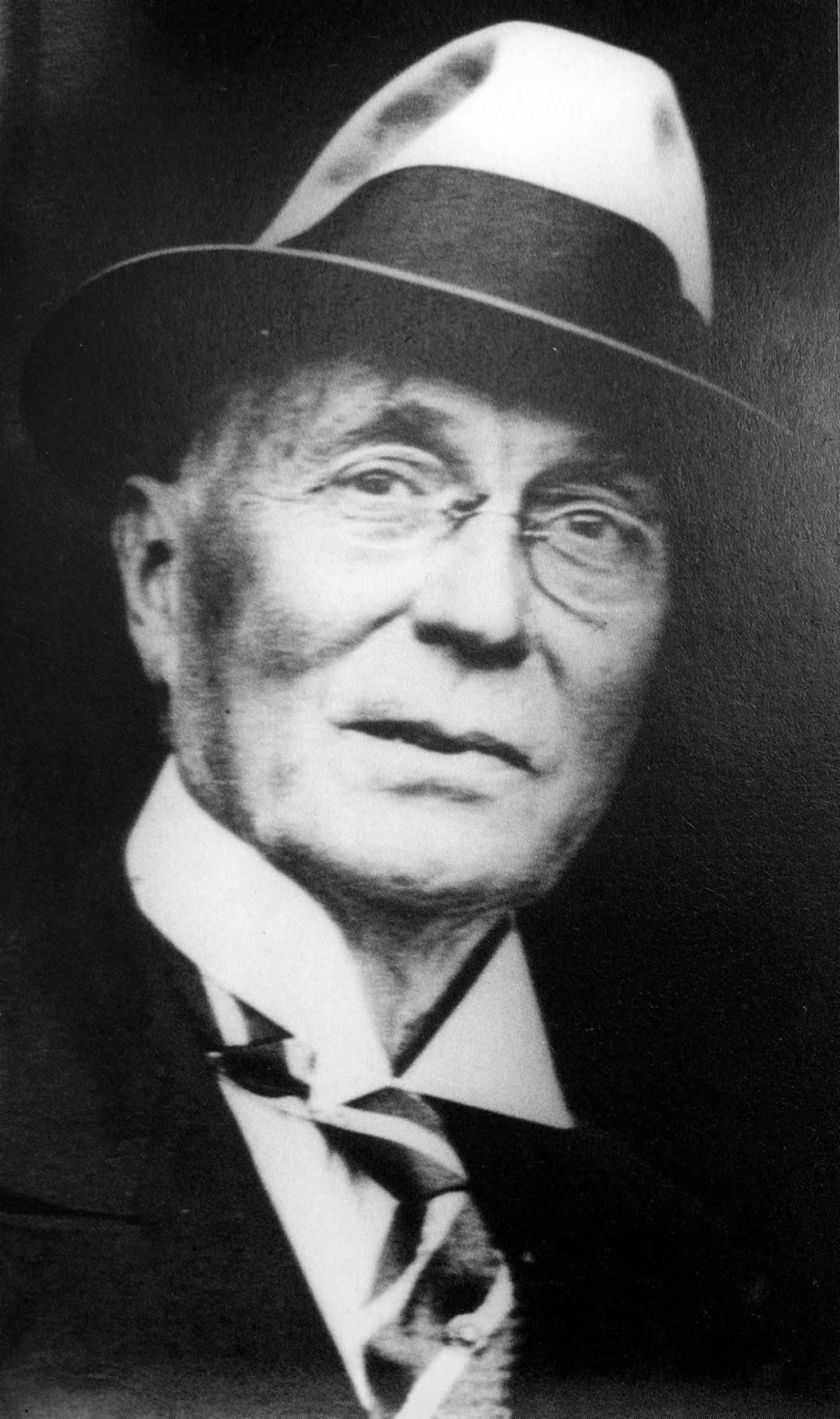 Emidio Recchioni (ca. 1932)