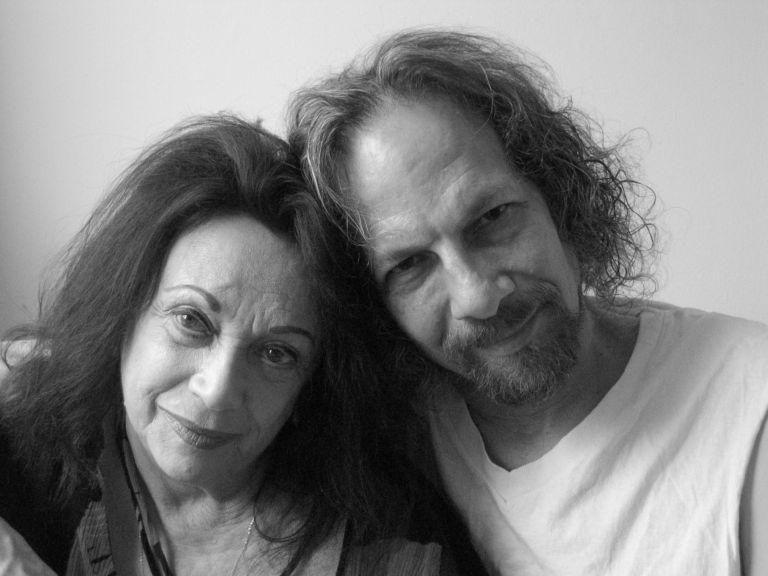 Hanon Reznikov con Judith Malina