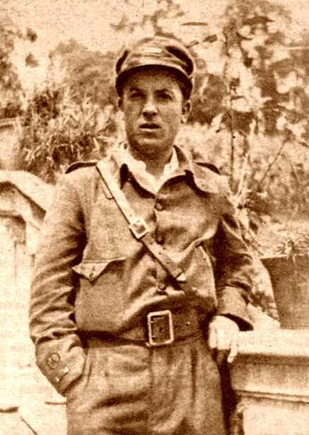 Avelino Fernández Roces, comissari del XVII Cos de l'Exèrcit (novembre de 1937)