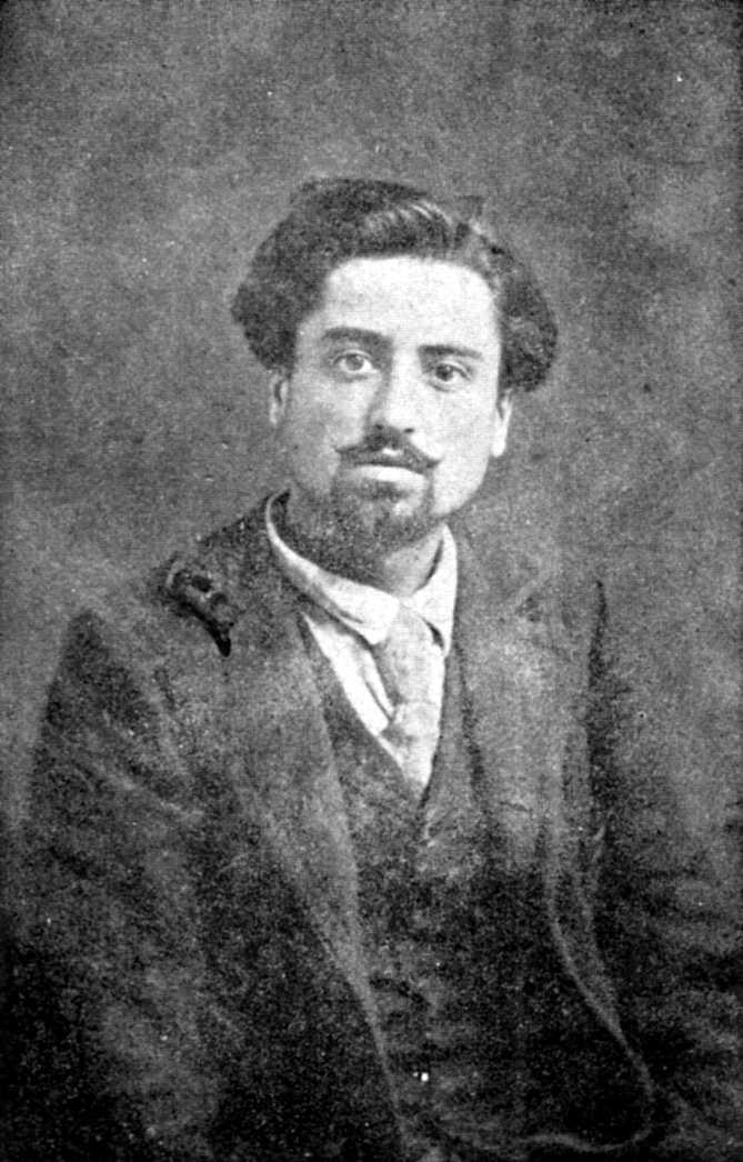 Léon Rodríguez (ca. 1899)