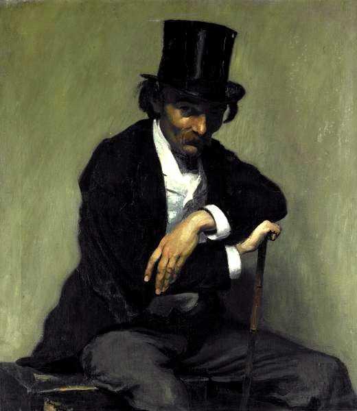 Paul-Napoléon Roinard retratado por Louis Anquetin (1893)