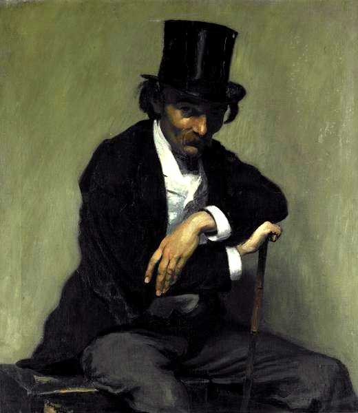 Paul-Napoléon Roinard retratat per Louis Anquetin (1893)