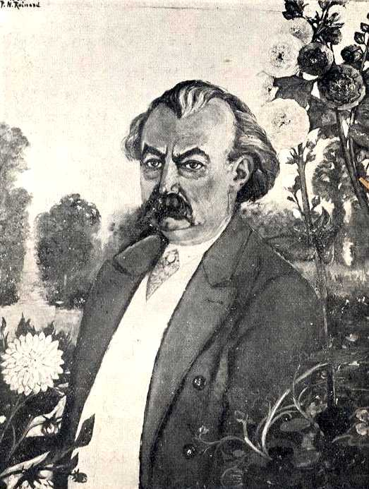 Autoretrat de Paul-Napoléon Roinard