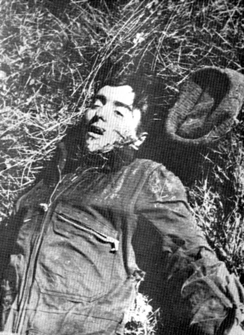 Martín Ruiz Montoya abatut