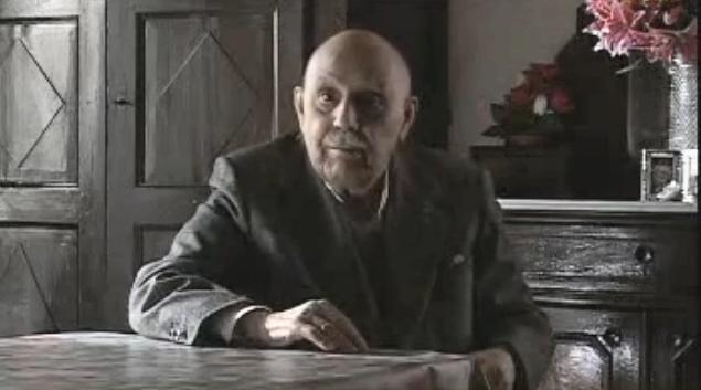 """Antonio Ruju en el documental """"Antonio Ruju. Vita di un anarchico sardo"""""""