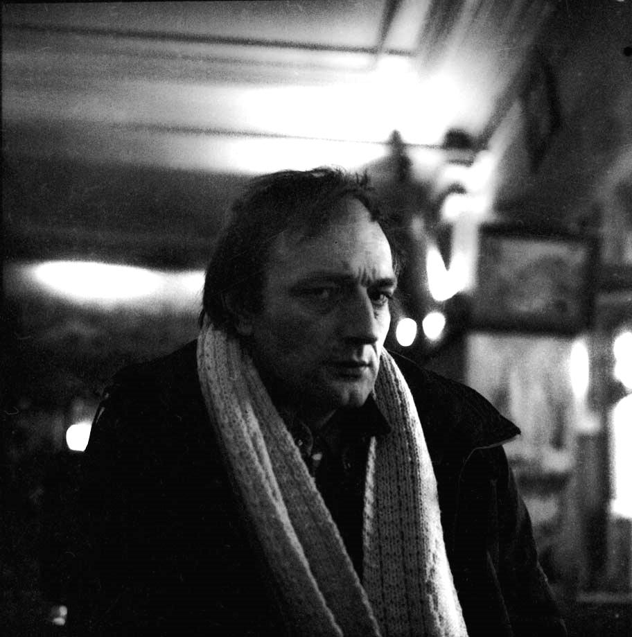Ralph Rumney fotografiat per F. Diato-Rolland